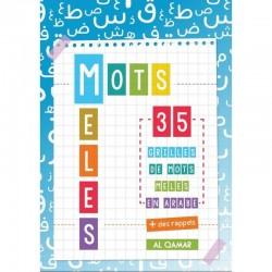 MOTS MÉLÉS - 35 GRILLES DE...