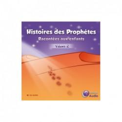 CD - Histoires des...